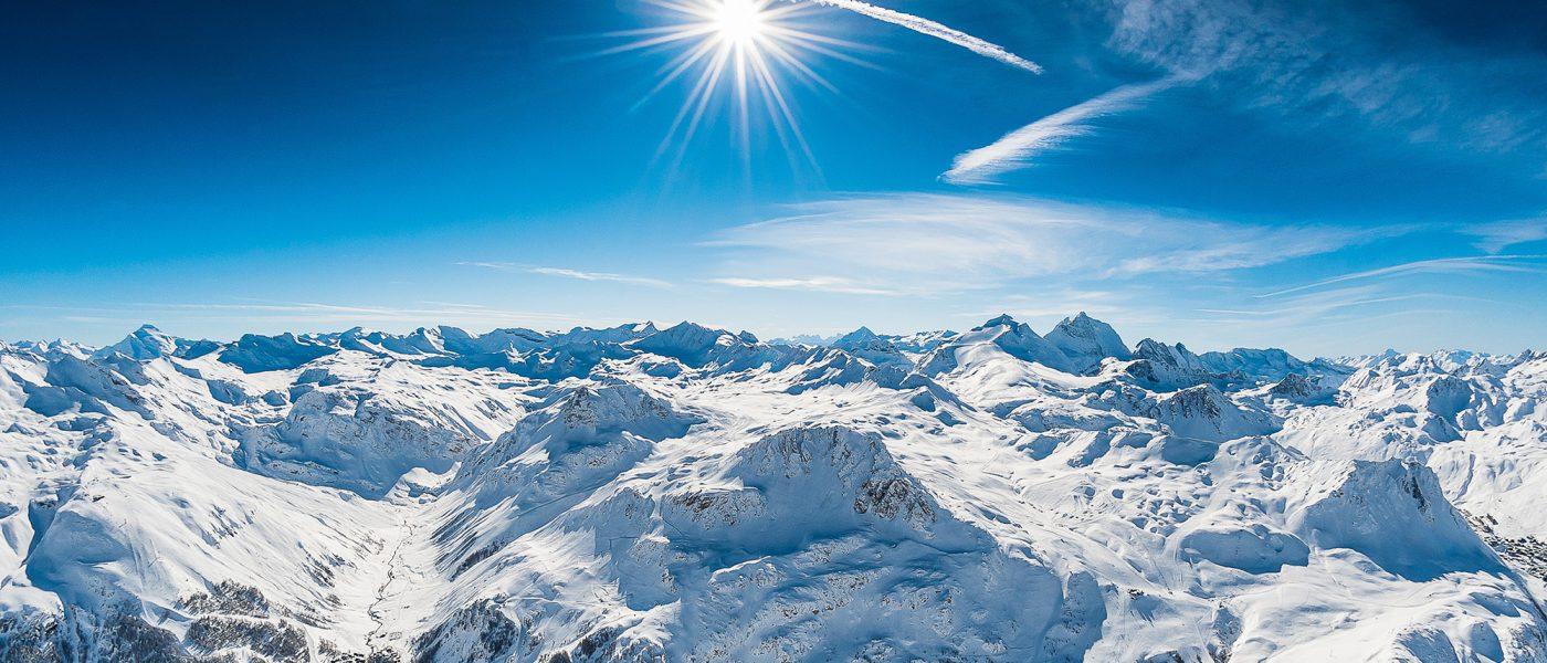 Montagnes de Val d'Isère